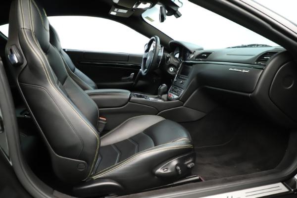 Used 2013 Maserati GranTurismo Sport for sale Sold at Maserati of Greenwich in Greenwich CT 06830 20