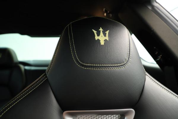 Used 2013 Maserati GranTurismo Sport for sale Sold at Maserati of Greenwich in Greenwich CT 06830 22