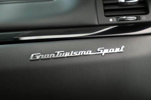 Used 2013 Maserati GranTurismo Sport for sale Sold at Maserati of Greenwich in Greenwich CT 06830 23