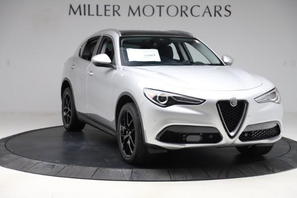 New 2019 Alfa Romeo Stelvio Ti Q4 for sale Sold at Maserati of Greenwich in Greenwich CT 06830 11