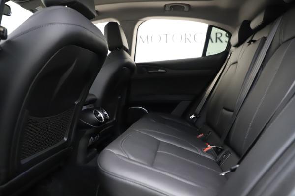 New 2019 Alfa Romeo Stelvio Ti Q4 for sale Sold at Maserati of Greenwich in Greenwich CT 06830 19