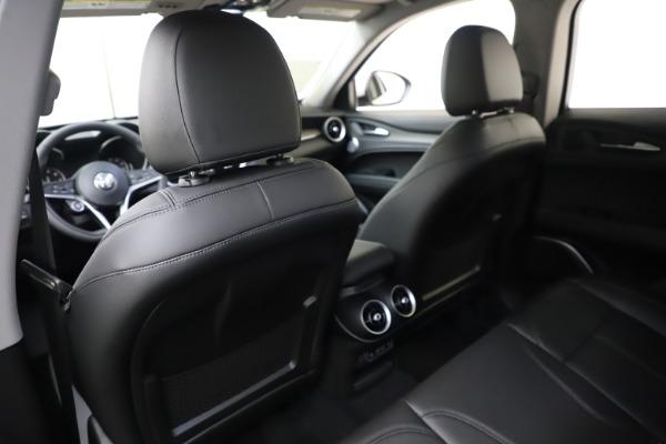 New 2019 Alfa Romeo Stelvio Ti Q4 for sale Sold at Maserati of Greenwich in Greenwich CT 06830 20