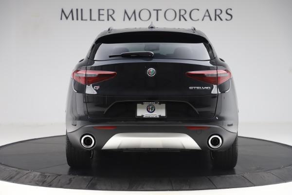 New 2019 Alfa Romeo Stelvio Ti Q4 for sale Sold at Maserati of Greenwich in Greenwich CT 06830 6