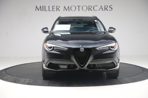 New 2019 Alfa Romeo Stelvio Ti Q4 for sale Sold at Maserati of Greenwich in Greenwich CT 06830 12