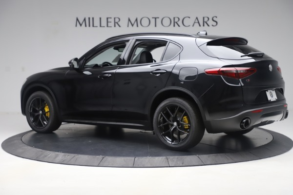 New 2019 Alfa Romeo Stelvio Ti Q4 for sale Sold at Maserati of Greenwich in Greenwich CT 06830 4