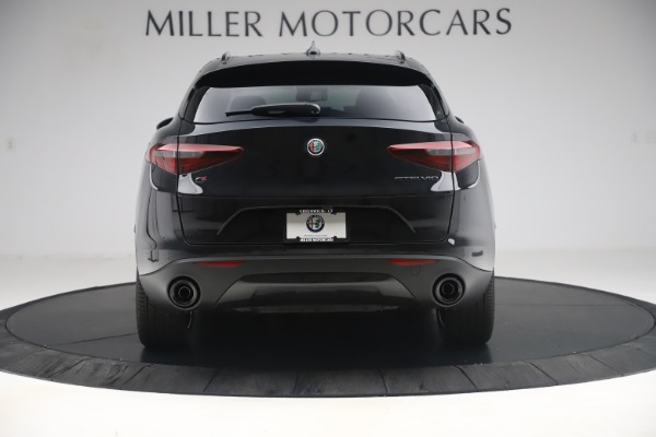 New 2019 Alfa Romeo Stelvio Ti Q4 for sale Sold at Maserati of Greenwich in Greenwich CT 06830 6