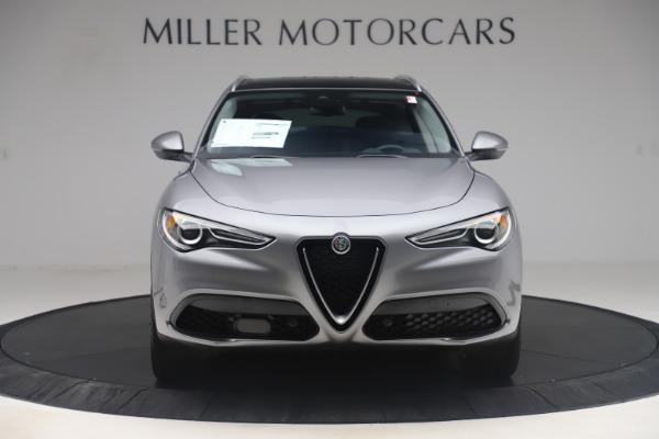 New 2019 Alfa Romeo Stelvio Ti Lusso Q4 for sale Sold at Maserati of Greenwich in Greenwich CT 06830 12