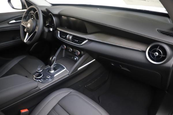 New 2019 Alfa Romeo Stelvio Ti Lusso Q4 for sale Sold at Maserati of Greenwich in Greenwich CT 06830 22