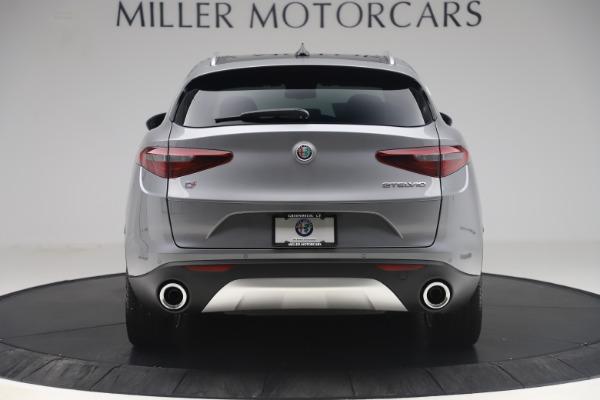 New 2019 Alfa Romeo Stelvio Ti Lusso Q4 for sale Sold at Maserati of Greenwich in Greenwich CT 06830 6