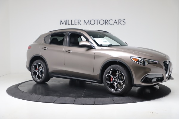 New 2019 Alfa Romeo Stelvio Ti Sport Q4 for sale Sold at Maserati of Greenwich in Greenwich CT 06830 10
