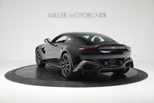 Used 2020 Aston Martin Vantage Coupe for sale Sold at Maserati of Greenwich in Greenwich CT 06830 5