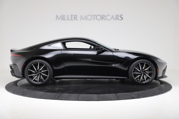 Used 2020 Aston Martin Vantage Coupe for sale Sold at Maserati of Greenwich in Greenwich CT 06830 9