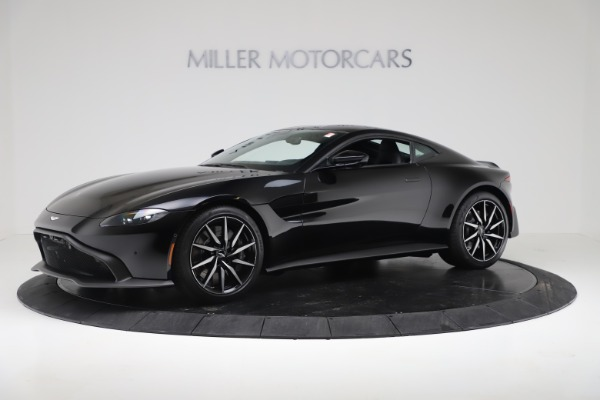 Used 2020 Aston Martin Vantage Coupe for sale Sold at Maserati of Greenwich in Greenwich CT 06830 1