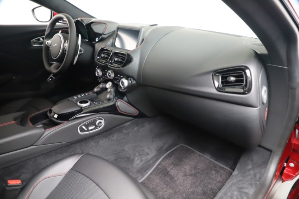 New 2020 Aston Martin Vantage Coupe for sale Sold at Maserati of Greenwich in Greenwich CT 06830 18