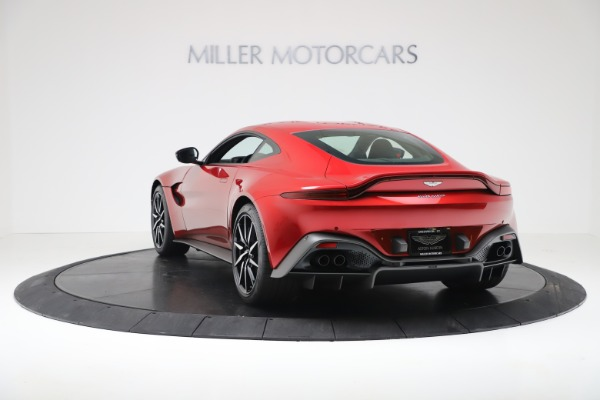 New 2020 Aston Martin Vantage Coupe for sale Sold at Maserati of Greenwich in Greenwich CT 06830 5