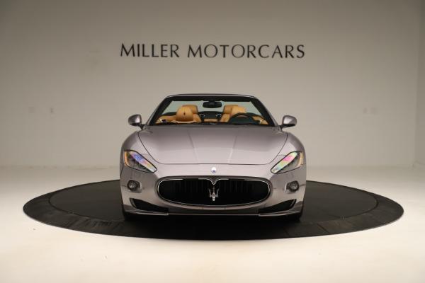 Used 2012 Maserati GranTurismo Sport for sale Sold at Maserati of Greenwich in Greenwich CT 06830 12