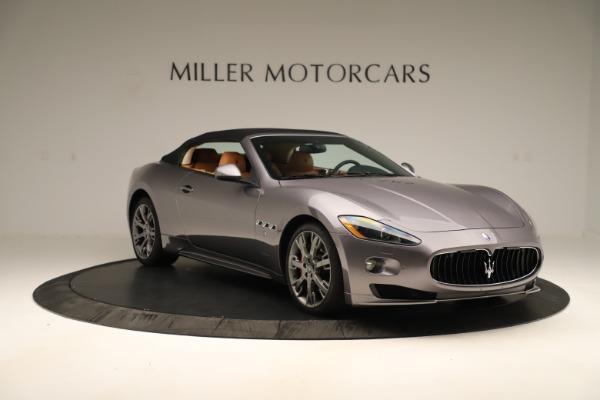 Used 2012 Maserati GranTurismo Sport for sale Sold at Maserati of Greenwich in Greenwich CT 06830 18