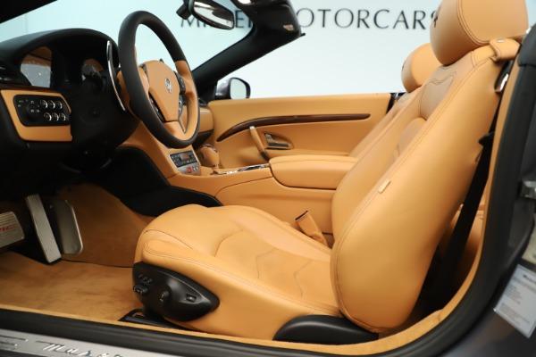 Used 2012 Maserati GranTurismo Sport for sale Sold at Maserati of Greenwich in Greenwich CT 06830 20