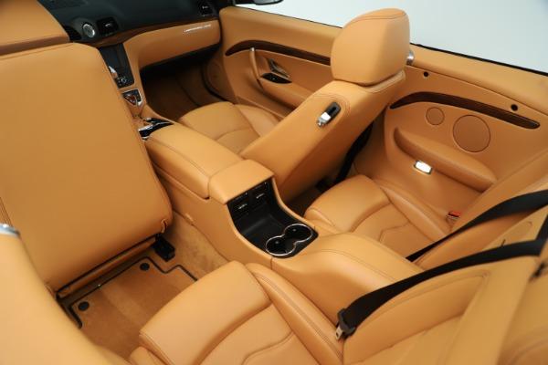 Used 2012 Maserati GranTurismo Sport for sale Sold at Maserati of Greenwich in Greenwich CT 06830 25