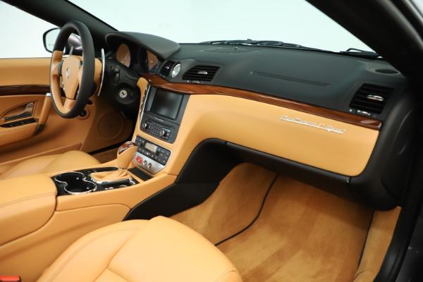 Used 2012 Maserati GranTurismo Sport for sale Sold at Maserati of Greenwich in Greenwich CT 06830 26