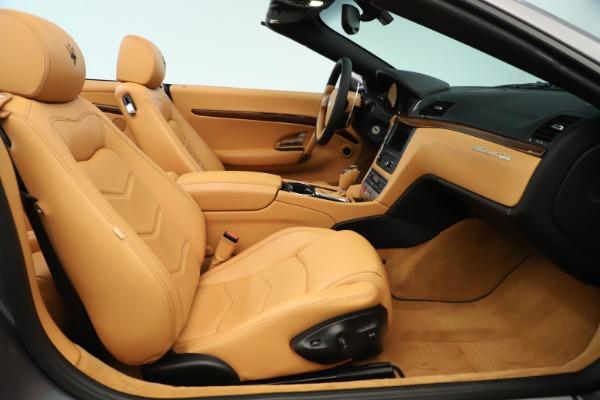 Used 2012 Maserati GranTurismo Sport for sale Sold at Maserati of Greenwich in Greenwich CT 06830 27