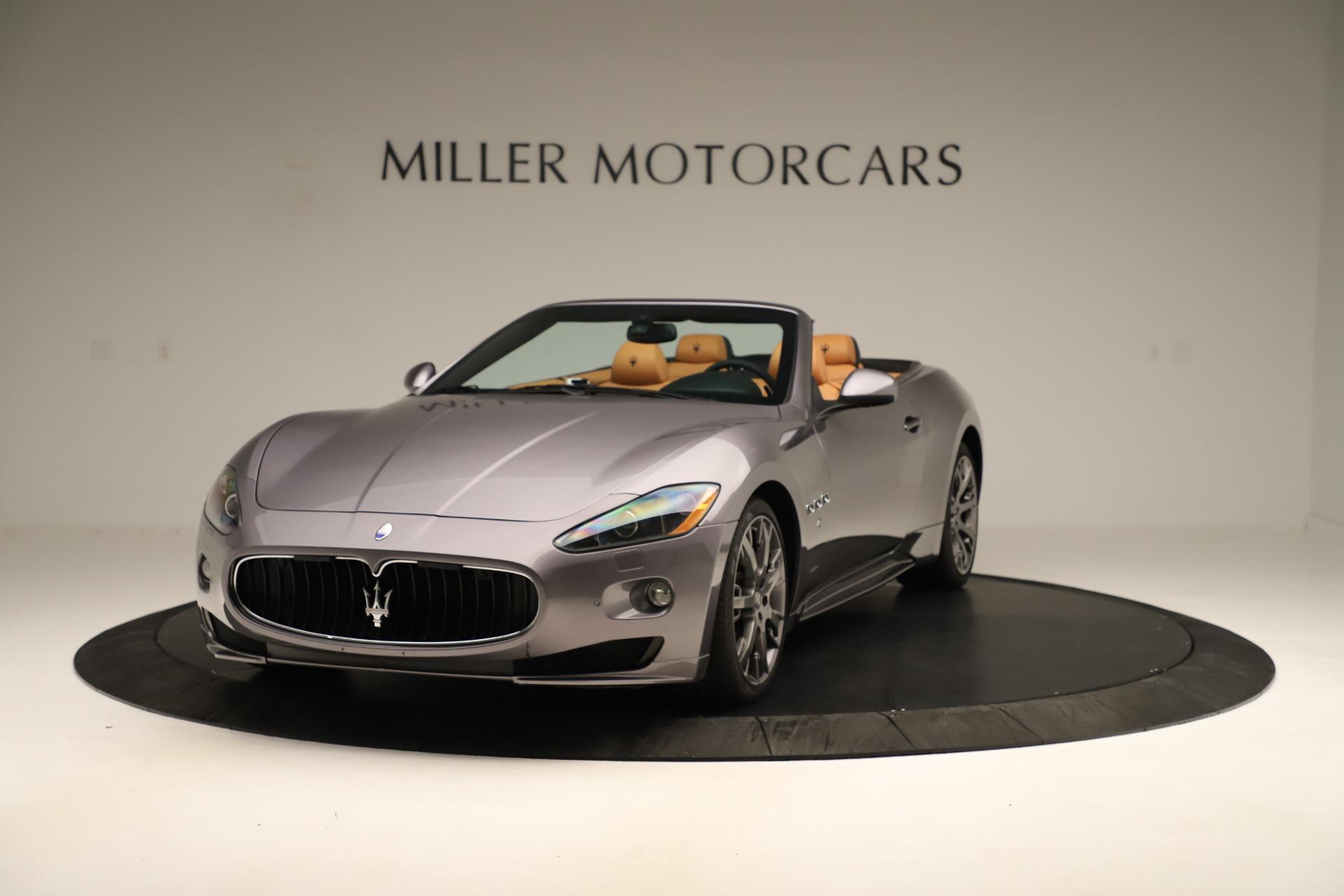 Used 2012 Maserati GranTurismo Sport for sale Sold at Maserati of Greenwich in Greenwich CT 06830 1