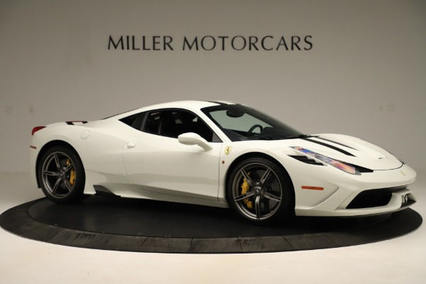 Used 2014 Ferrari 458 Speciale for sale $359,900 at Maserati of Greenwich in Greenwich CT 06830 10