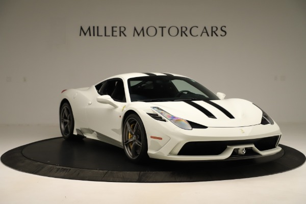 Used 2014 Ferrari 458 Speciale for sale $359,900 at Maserati of Greenwich in Greenwich CT 06830 11