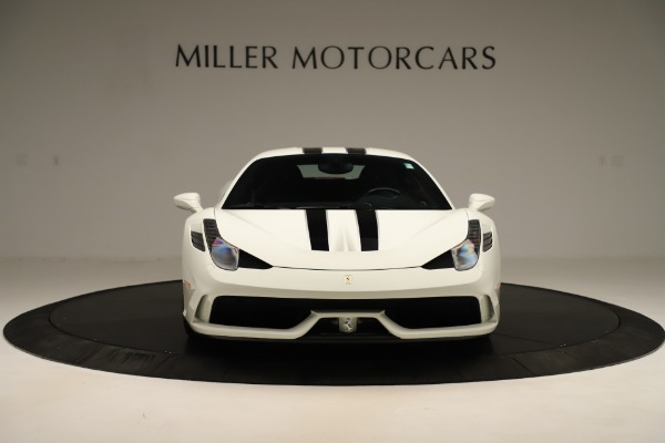 Used 2014 Ferrari 458 Speciale for sale $359,900 at Maserati of Greenwich in Greenwich CT 06830 12