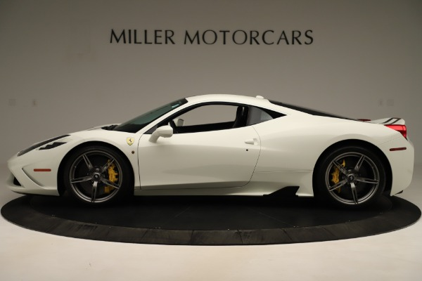 Used 2014 Ferrari 458 Speciale for sale $359,900 at Maserati of Greenwich in Greenwich CT 06830 3