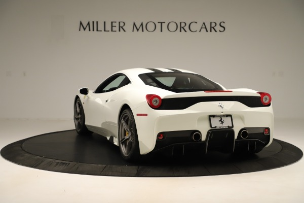 Used 2014 Ferrari 458 Speciale for sale $359,900 at Maserati of Greenwich in Greenwich CT 06830 5