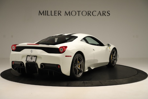 Used 2014 Ferrari 458 Speciale for sale $359,900 at Maserati of Greenwich in Greenwich CT 06830 7