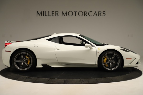 Used 2014 Ferrari 458 Speciale for sale $359,900 at Maserati of Greenwich in Greenwich CT 06830 9