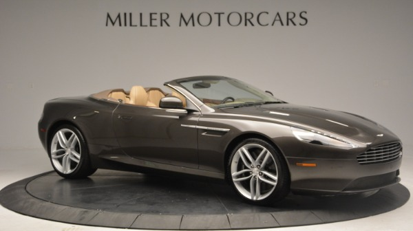Used 2012 Aston Martin Virage Convertible for sale Sold at Maserati of Greenwich in Greenwich CT 06830 10