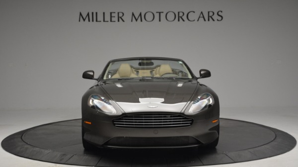 Used 2012 Aston Martin Virage Convertible for sale Sold at Maserati of Greenwich in Greenwich CT 06830 12