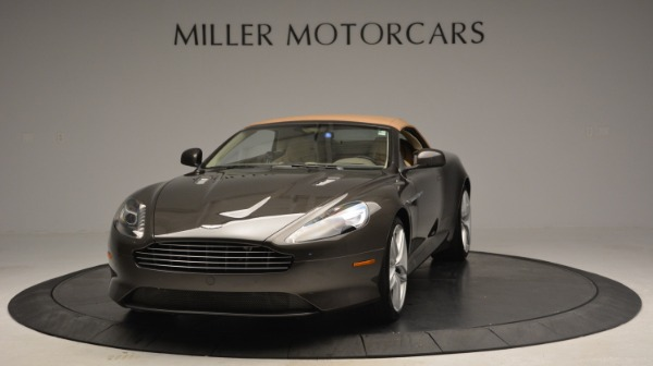 Used 2012 Aston Martin Virage Convertible for sale Sold at Maserati of Greenwich in Greenwich CT 06830 14