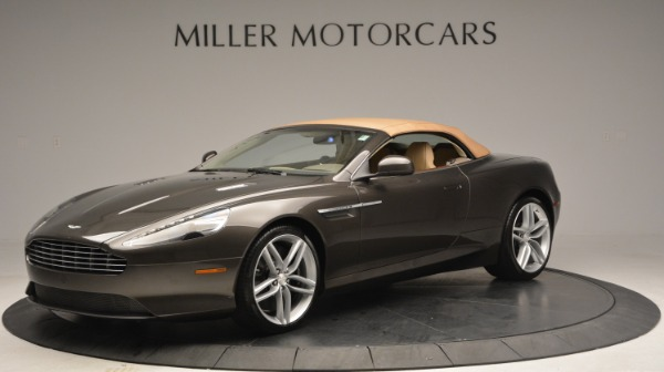 Used 2012 Aston Martin Virage Convertible for sale Sold at Maserati of Greenwich in Greenwich CT 06830 15