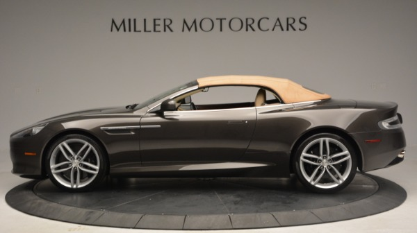 Used 2012 Aston Martin Virage Convertible for sale Sold at Maserati of Greenwich in Greenwich CT 06830 16