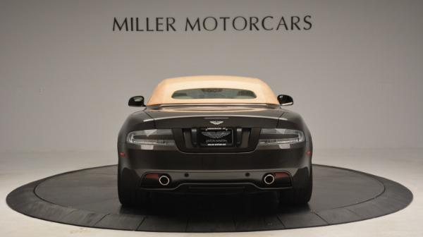 Used 2012 Aston Martin Virage Convertible for sale Sold at Maserati of Greenwich in Greenwich CT 06830 17