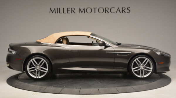 Used 2012 Aston Martin Virage Convertible for sale Sold at Maserati of Greenwich in Greenwich CT 06830 18