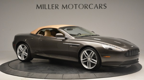 Used 2012 Aston Martin Virage Convertible for sale Sold at Maserati of Greenwich in Greenwich CT 06830 19
