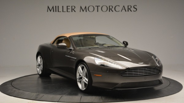 Used 2012 Aston Martin Virage Convertible for sale Sold at Maserati of Greenwich in Greenwich CT 06830 20