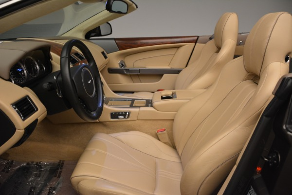 Used 2012 Aston Martin Virage Convertible for sale Sold at Maserati of Greenwich in Greenwich CT 06830 21