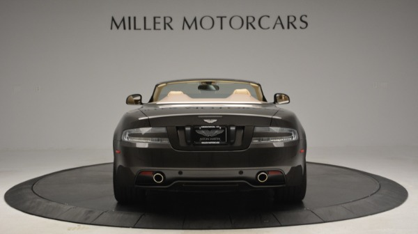 Used 2012 Aston Martin Virage Convertible for sale Sold at Maserati of Greenwich in Greenwich CT 06830 6