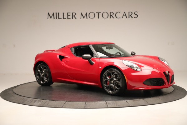 Used 2015 Alfa Romeo 4C for sale Sold at Maserati of Greenwich in Greenwich CT 06830 10