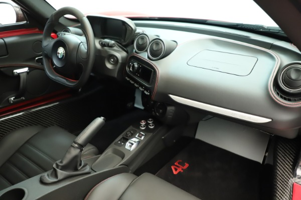 Used 2015 Alfa Romeo 4C for sale Sold at Maserati of Greenwich in Greenwich CT 06830 17
