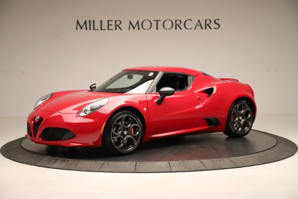 Used 2015 Alfa Romeo 4C for sale Sold at Maserati of Greenwich in Greenwich CT 06830 2