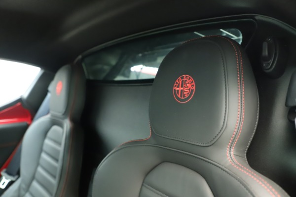 Used 2015 Alfa Romeo 4C for sale Sold at Maserati of Greenwich in Greenwich CT 06830 21