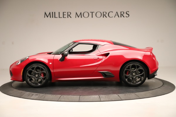 Used 2015 Alfa Romeo 4C for sale Sold at Maserati of Greenwich in Greenwich CT 06830 3
