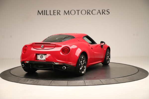 Used 2015 Alfa Romeo 4C for sale Sold at Maserati of Greenwich in Greenwich CT 06830 7